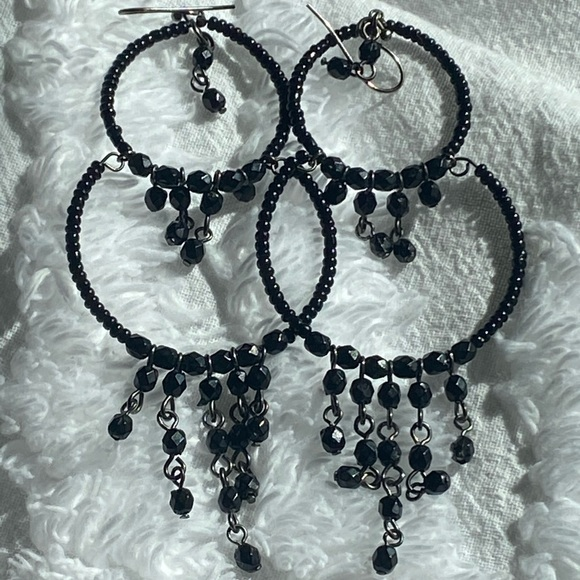 Guess Beaded Earrings